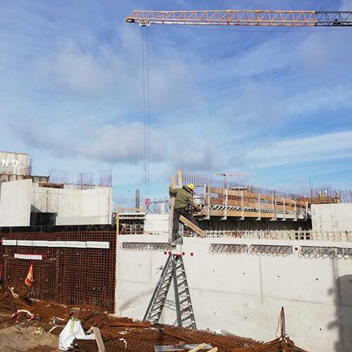 Betonwerken Project Den Haag 1