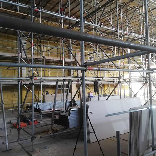 Steigerbouw Project Utrecht 1